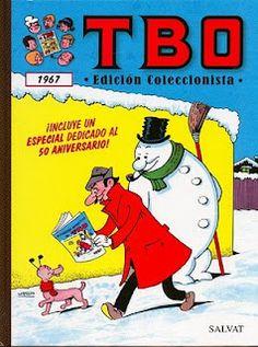 TBO 1967 (Incluye un especial dedicado al 50 aniversario).    Contenido:  Almanaque humorístico de TBO 1967.  Almanaque TBO 1967.  TBO conmemorativo del 50 aniversario 1917-1967.