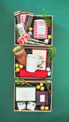 EAT, DRINK, & BE MERRY GIFTBOXES // BOXFOX