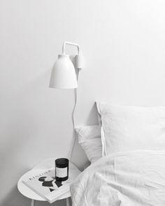 LightYears Caravaggio Read wall light, the ideal bedside companion