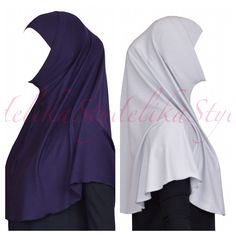 The best sewing pattern for al-Amira hijab