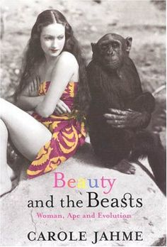 Beauty & The Beasts | Book | Jane Goodall Institute Netherlands