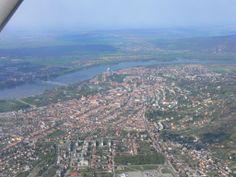 Esztergom from aove