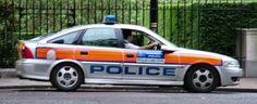 Jam sandwich(police car)