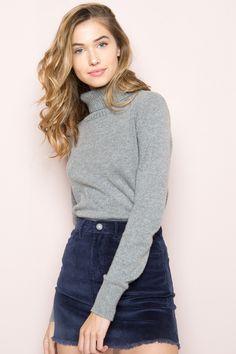 Brandy ♥ Melville |  Juliette Corduroy Skirt - Clothing