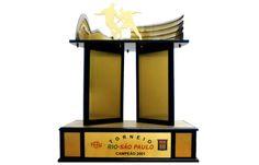 """por Michael Serra - Torneio Rio-São Paulo de 2001 """"Torneio Rio-São Paulo Campeão 2001"""