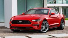 Автофория: 2018 Ford Mustang достигает 60 миль/ час за 4,0 се...