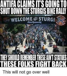 All I can say is Go For It. Might be a bit of a reality check for them and the rest of progressives. #bicyclememes