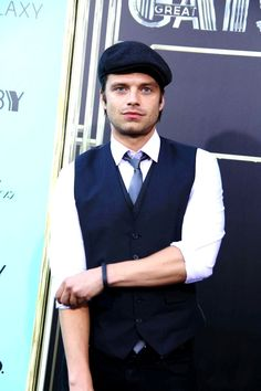 I can deal with the flat cap