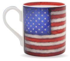 American Flag Mug   The New York Times Store