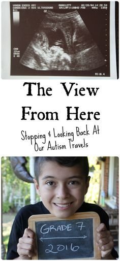 Stopping and looking back can give new energy to the journey of autism New Life, Looking Back, Autism, About Me Blog, Journey, Thoughts, Adventure, Fairy Tales, Adventure Nursery