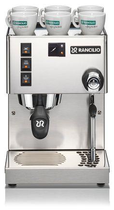 Rancilio Silvia M V5 - Jetblack Espresso