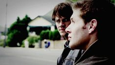 """Dean&Sam • I'm gonna be here until I'm nothing but bones in the ground. """"And they said you were the crooked kind, and that you'd never have no worth. But you were always gold to me"""""""