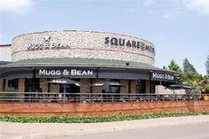 Square shopping center by arc Architects Pretoria. Mugg & Bean as anchor tenant. Pretoria, Shopping Center, Anchor, Architects, Beans, Retail, Shopping Mall, Anchors, Building Homes