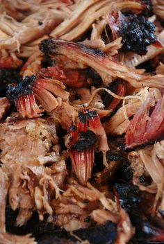 16 hour slow smoked pulled pork BBQ in Grande Prairie AlbertaNutmeg Disrupted