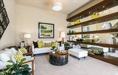 Residence 1 New Home Plan in Griffin Ranch: Pimlico by Lennar