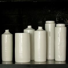 Edmund de Waal's Another day, thrown porcelain, 2006