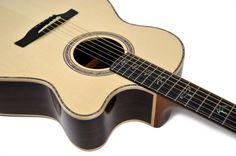 PRS Angelus Cutaway Acoustic Guitar, - Brazilian Rosewood