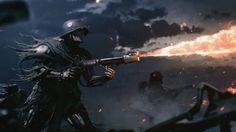 The Incredible Art Of Maciej Kuciara, Who's Worked On The Last Of Us, Cyberpunk & Crysis