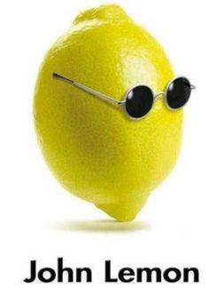 hahahah john lemon