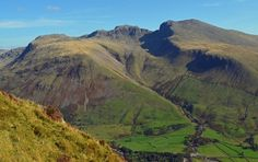 Scafell Pike | Atlas Obscura - highest peak in England in the beautiful Lakes district