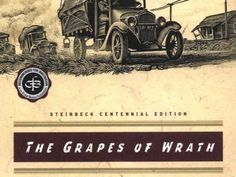 """""""The Grapes of Wrath"""" by John Steinbeck"""