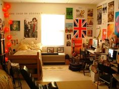 """Are posters on your dorm shopping list? Spencers has a huge selection and are one of our nominees for """"Best Ideas for Your Dorm Room."""" Vote here: http://10be.st/dormroomideas"""