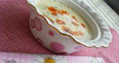 Bu akşamın tarifi sütlü hafif bir çorba.Eşimin çok sevdiği bu çorbayı,ne yazık ki bizim boncuklara sevdiremedim.  İyi geceler dileklerim...