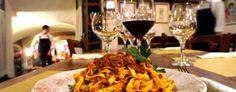 Tagliatelle al Ragù - Tradizione culinaria - Bologna Welcome