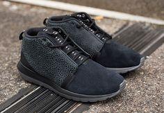 """Nike Roshe Run NM Sneakerboot """"Black Safari"""" - SneakerNews.com"""