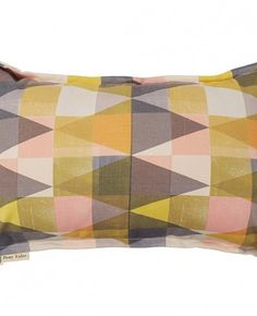 Mini A Patchy Cushion