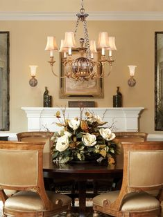 Dining Room Centerpieces Design, Pictures, Remodel, Decor And Ideas   Page  3 Dining