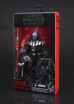 Walgreens will have an exclusive Star Wars Black Series 6″ Scale Darth Vader Figure. The Emperor's Wrath Darth Vader has an exclusive translucent mask with a visible skull underneath it, as well as an exclusive removable hand. It will be available this winter. Read on to see the images.