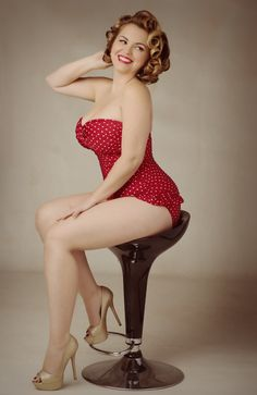 Beautiful pin up