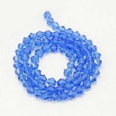 100 x 8 mm Strand foncé bleu turquoise en verre dépoli perles rondes