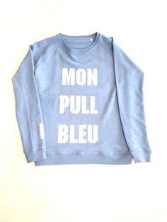 Preloved - Catalog Clothing : Mon Pull Bleu