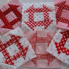 Churn Dash quilt block Love the old fashioned blocks <3