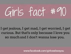 Ur just so cute popular & funny I can't believe u chose me over all the other girls I LOVE YOU Girly Quotes, True Quotes, Qoutes, Motivational Quotes, Love Facts, Fun Facts, Girly Facts, I Get Jealous, Crush Facts