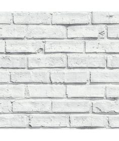 Buy Arthouse White Brick Wallpaper at Argos.co.uk - Your Online Shop for Wallpaper, samples, borders and wall stickers.