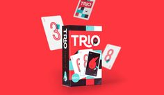 Trio, based on the Finnish card game Paskahousu by Big Fan