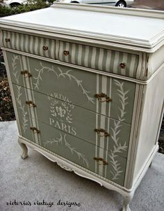 """Visit our internet site for even more relevant information on """"shabby chic furniture diy"""". It is actually an excellent location to learn more. Chalk Paint Furniture, Hand Painted Furniture, Refurbished Furniture, Repurposed Furniture, Shabby Chic Furniture, Furniture Projects, Furniture Making, Furniture Makeover, Vintage Furniture"""