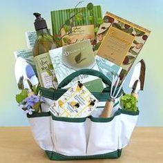 Gardeners Delight Gift Basket for the DIY Mom Who LOVES Her Garden!