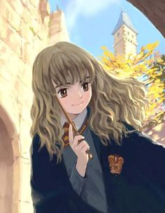 Hermione Granger...
