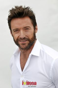 Hugh Jackman gets to the heart of 'The Wolverine' Hugh Jackman, Hugh Michael Jackman, The Wolverine, Wolverine Hair, Wolverine Movie, Hottest Male Celebrities, Celebs, Hottest Actors, Australian Actors