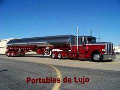 Peterbilt 389 tanker