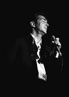One of the great ones. I still miss ol' Dean.  Dean Martin at a Share Party, c. 1964. Photo by Chester Maydole