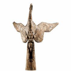 Statue faîtière, Iatmul, Moyen Sépik, Papouasie Nouvelle-Guinée | lot | Sotheby's