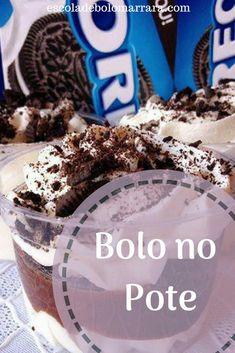 ★★Bolos no Pote, Tortas e Naked Cakes e tudo isso de uma maneira prática e fácil de preparar!#bolonopote#bolo#bolonopoteparavender#venderbolonopote#façaevenda#façaevendabolo#façaevendabolonopote#receitabolonopote#cursobolonopote#cupcake#revendabolonopote#doces#docesparavender Naked Cakes, Tiramisu, Cupcakes, Bakery Ideas, Ethnic Recipes, Desserts, Chocolates, Alice, School