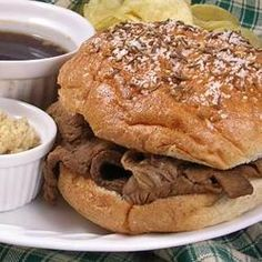 Beef on Weck- possibly the greatest sandwich you've never heard of.