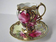 Nippon chocolate cup & saucer