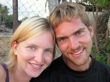 Traveled Earth. Mike and Ashley Lenzen quit their jobs in 2010 to travel the Earth, and are still going.